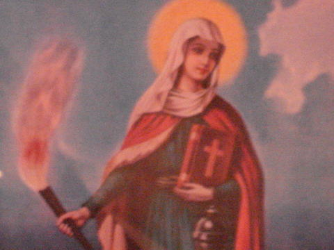 St. Martha The Dominator