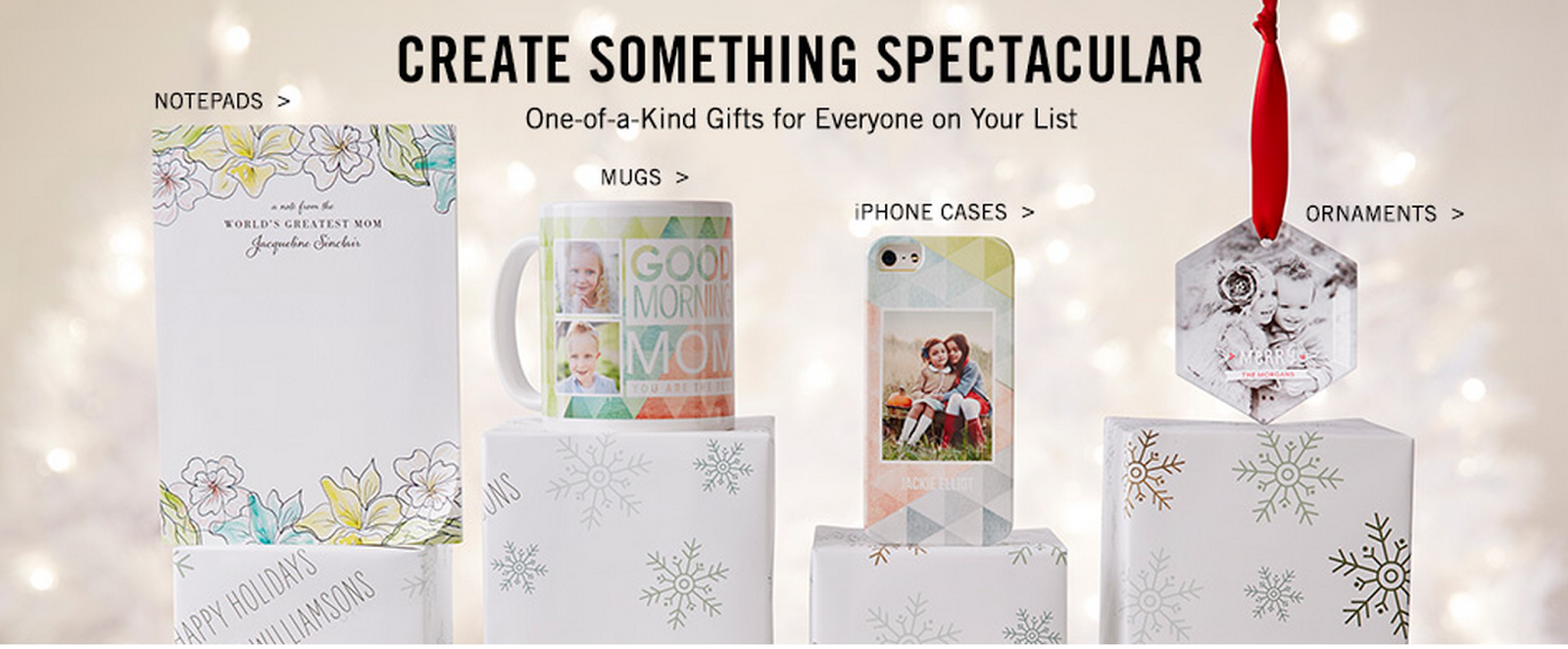 image Tiny Prints personalized gifts ishown iphone cases note pads, mugs,ornaments
