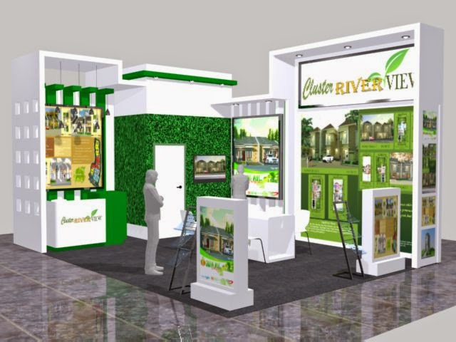 exhibition design concept by inexpo Kontraktor Pameran
