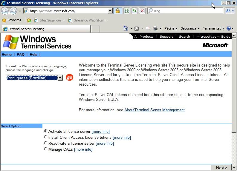 Как на windows 7 сделать терминальный сервер