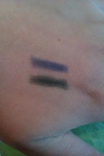 макияж, карандаши для глаз, тестирование, косметика, глаза, карандаш