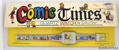 Hi & Lois Watch