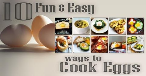 how to cook eggs in the microwave