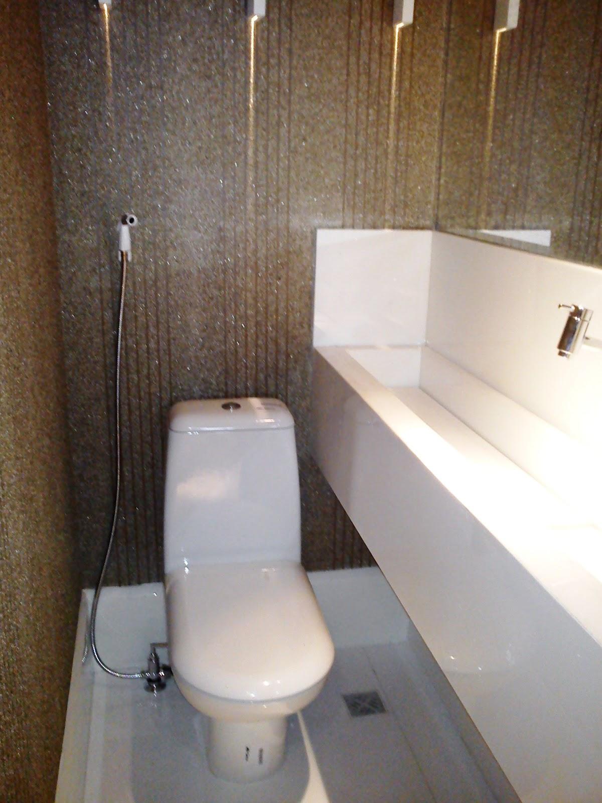 Oggi Arquitetura e Ambientação: Lavabo Pequeno #5F4A37 1200x1600 Arquitetura Banheiro Pequeno