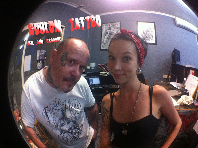 Coolum Tattoo and Body Piercing know their INK. title=