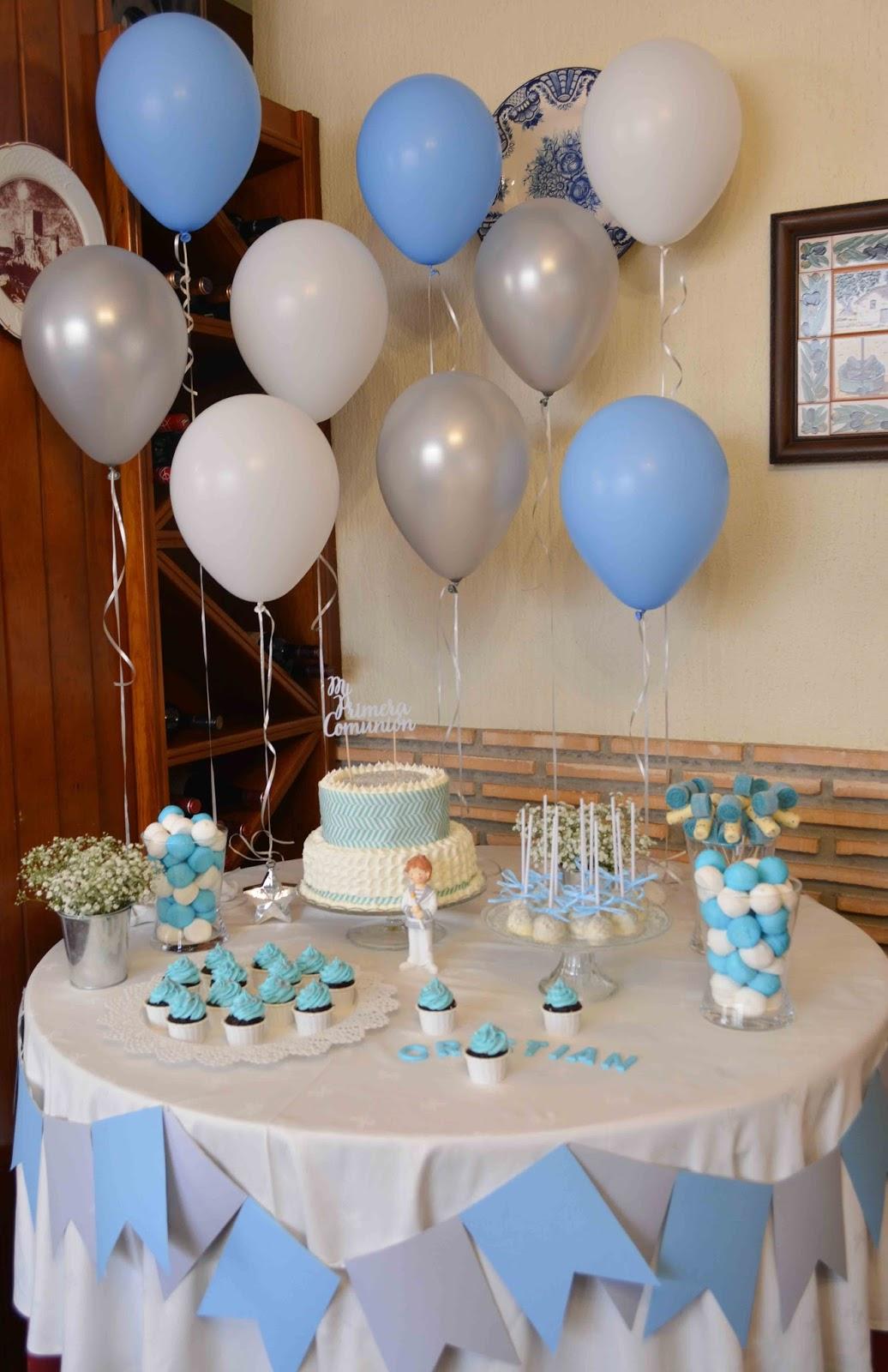 Sugartam blog de postres mesa dulce de comuni n - Preparar mesa dulce para comunion ...