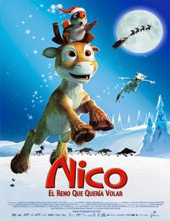 Niko, el reno que quería volar (2008)