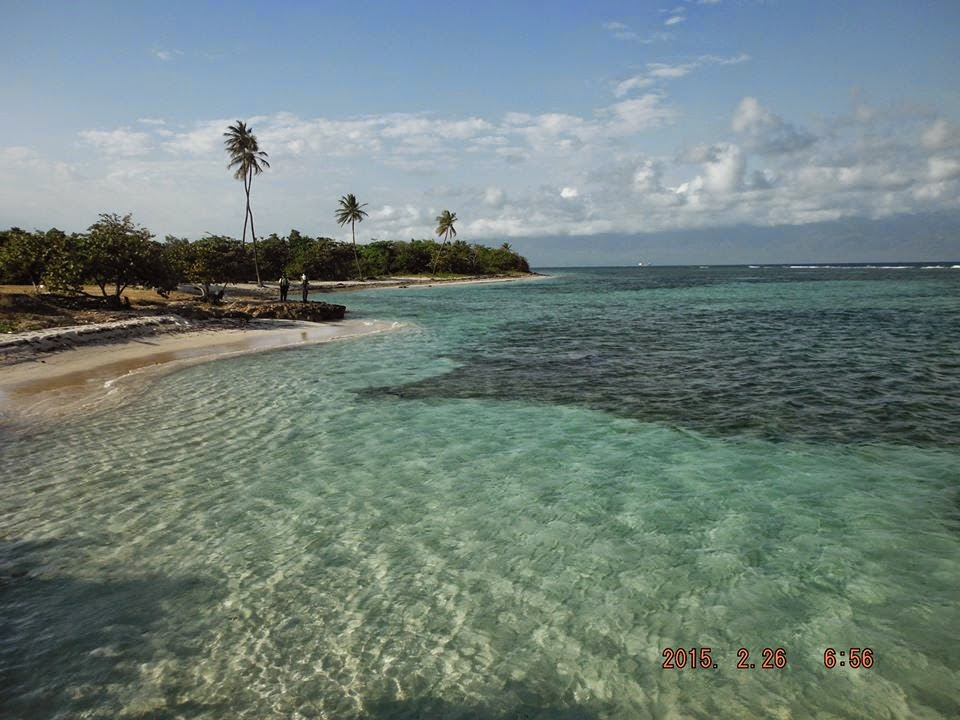 Hermosa vista de nuestra playa