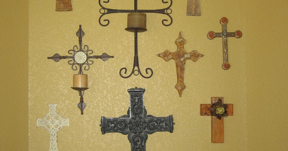 The Decorating Duchess: The Cross Wall