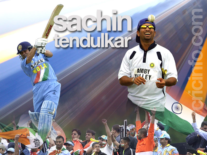 wallpaper of sachin tendulkar. Sachin tendulkar