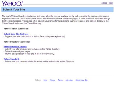 Google Bing Yahoo Site URL Gönderme