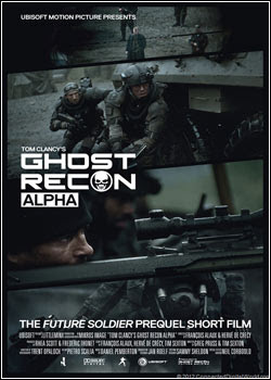 Download - Tom Clancys Ghost Recon Alpha - HDRip RMVB - Legendado (2012)