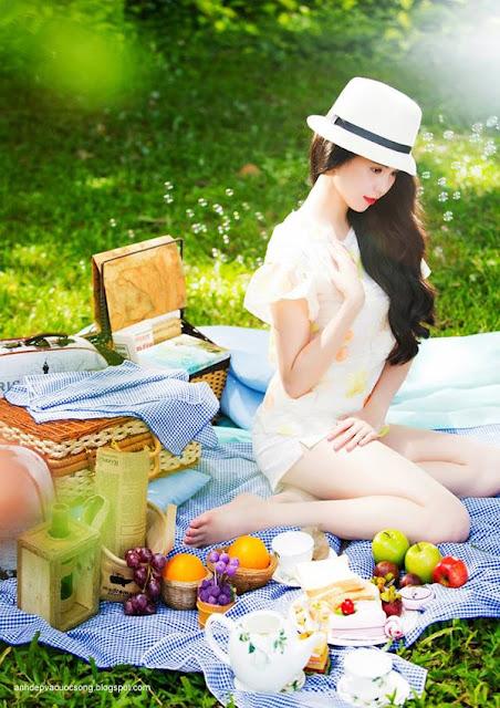 Hình ảnh đẹp Nữ hoàng nội y Ngọc Trinh