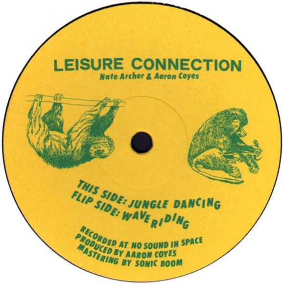 leisure connection - jungle dancing/wave riding 12'