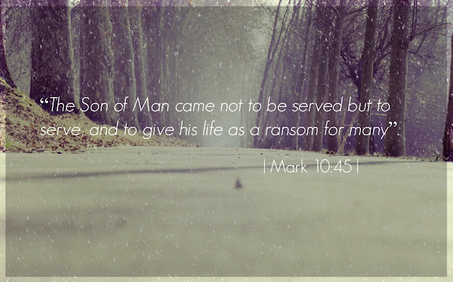 The Reason For The Season | To Seek And To Save