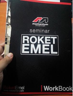 seminar roket emel