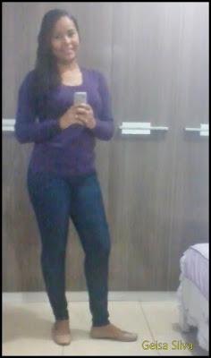 Look do dia, básico: Faculdade, blusa de frio e jeans