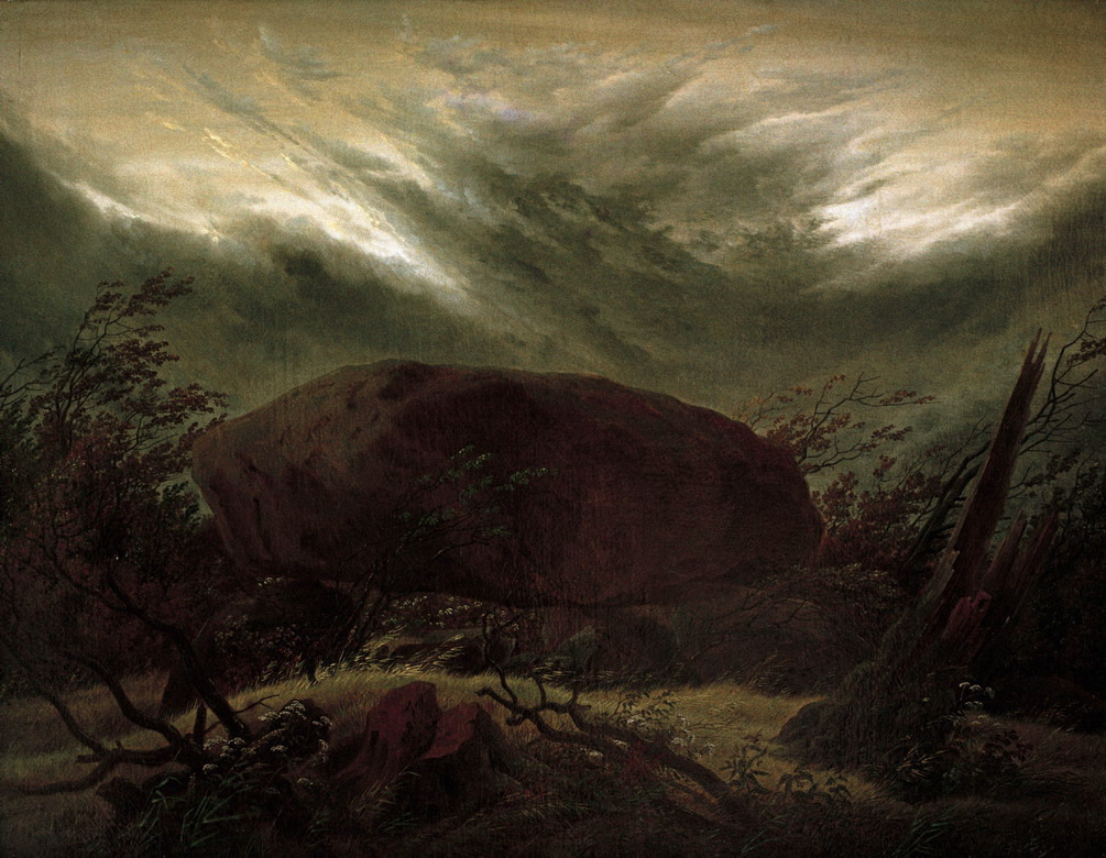 art artists caspar david friedrich part 2. Black Bedroom Furniture Sets. Home Design Ideas