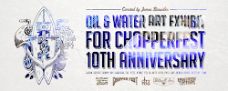 Oil & Water Art Exhibit