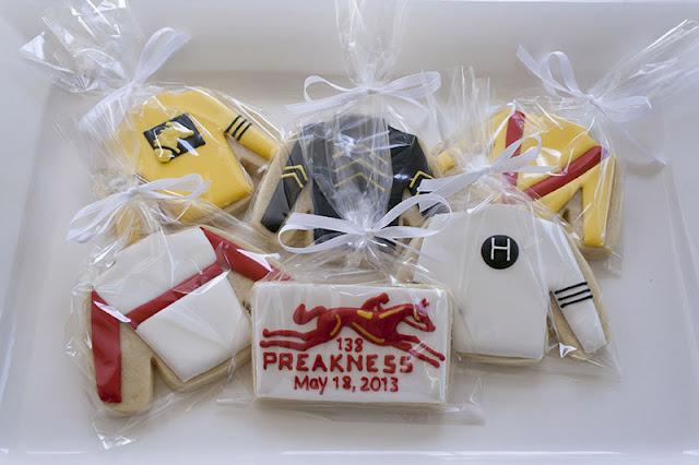 jockey silk cookies