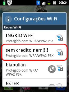 Rede de Ouro Preto do Oeste/RO