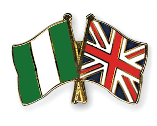 Nigeria and Britain