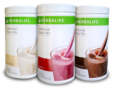 Shake Mix Nutritional Herbalife Super Murah Rp.225rb / Btl 550g