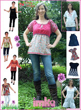 Bluse, Tunika, Kleid, Top IMKE