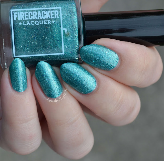 Firecracker Lacquer- Not So Terrible Twos