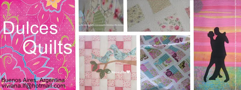 Patchwork Dulces Quilts