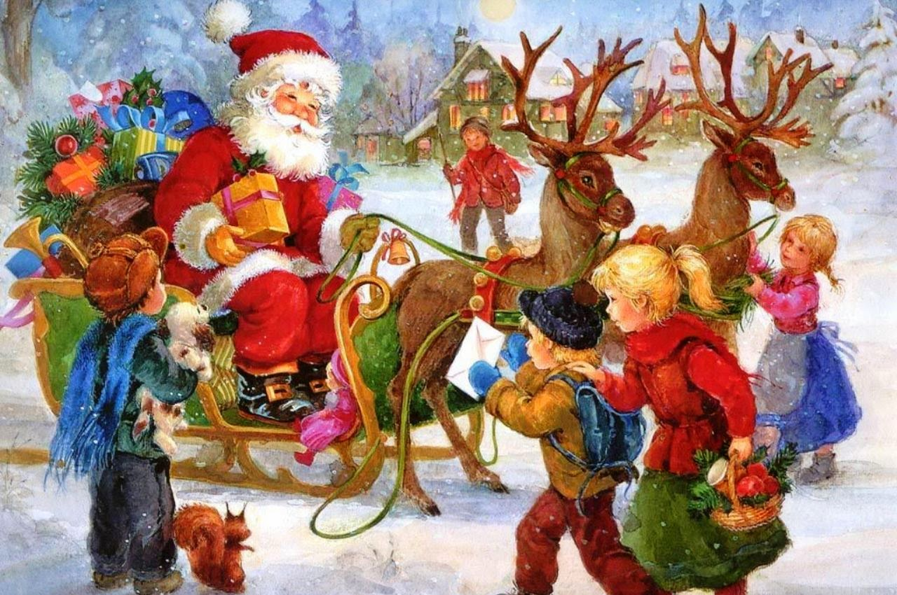 Santa-claus-presenting-christmas-gifts-box-to-little-children-image-1280x850.jpg