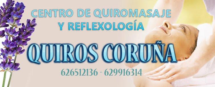 Centro de Quiromasaje Deportivo y Reflexología