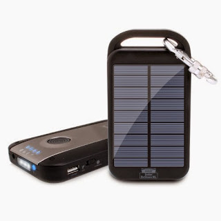 ReVIVE ReStore XL Solar Panel Charger & 4000mAh Battery Pack with Universal USB Charging