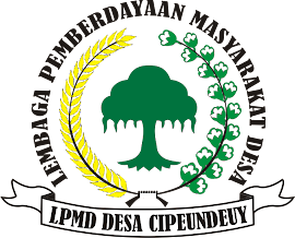 Logo LPMD Desa Cipeundeuy