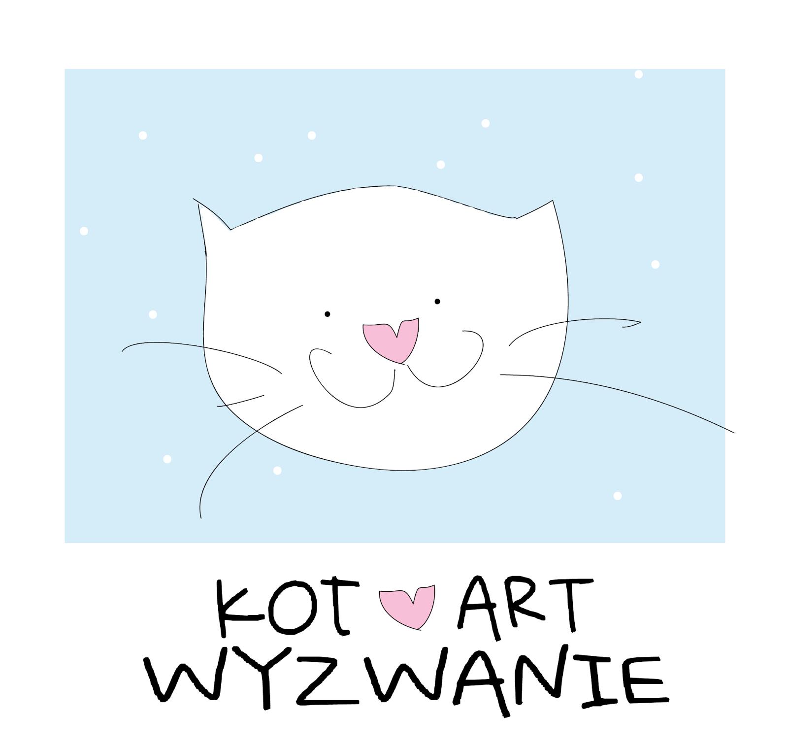 Brałam udział - KOT ART :)