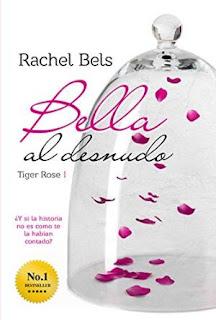 Portada del libro Bella al desnudo de la autora Rachel Bels