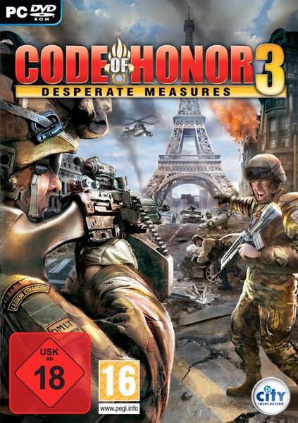 Code Of Honor 3 Desperate Measures Pc