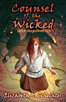 <i>COUNSEL OF THE WICKED</i><br>By Dani Dunn