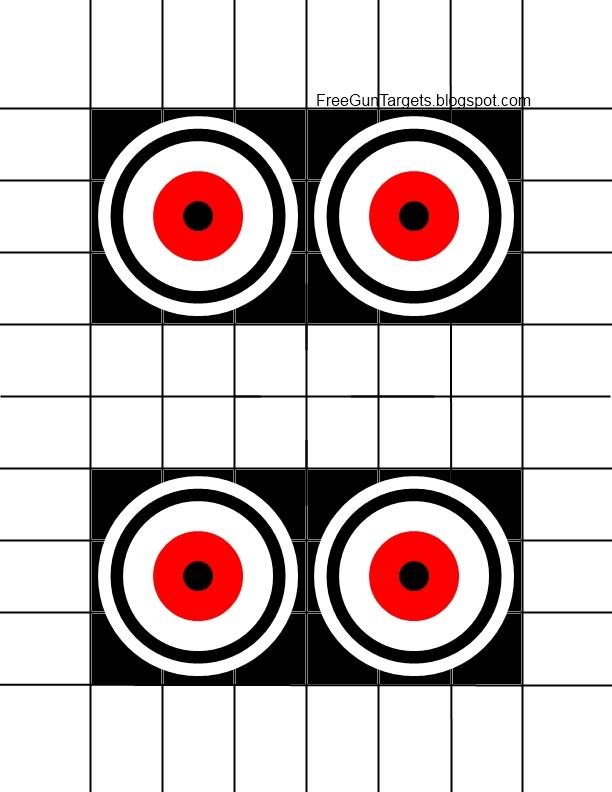 rifle targets free. Free 22 Targets,