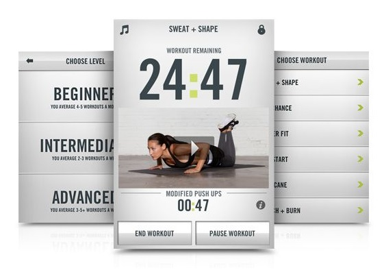 Unfortunately, it doesn\u0027t show you a video of the exercise before you do  it. If you want to see the exercise in action, the countdown pauses as you  watch ...