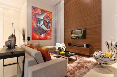 Desain Interior Ruang Tamu Minimalis Modern Terbaru 2013
