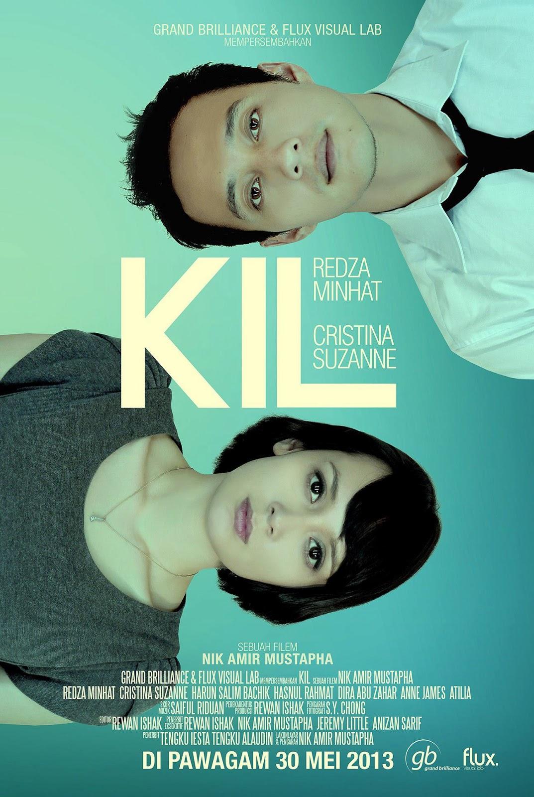 sinopsis dan video trailer Kil | 30 Mei 2013