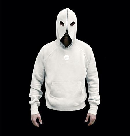 Unusual hoodies