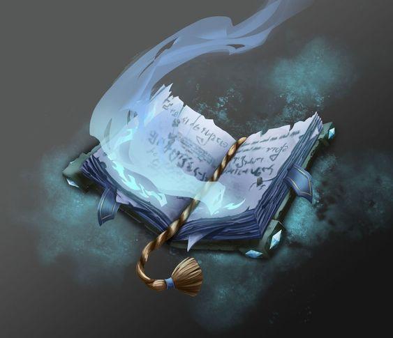 Un libro abierto: Cada mes una historia nueva.