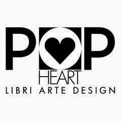 Pop Heart Libri, Arte, Design