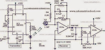 Arduino Uno Circuit Diagram