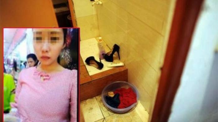 Gadis Imut Ini Tewas Usai Mandi Sebanyak 20 Kali