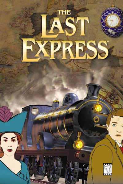 Press Start - The Last Express
