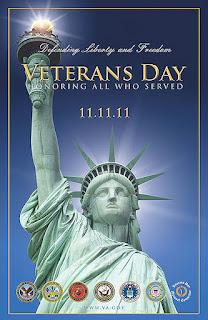 Veteran's Day Poster