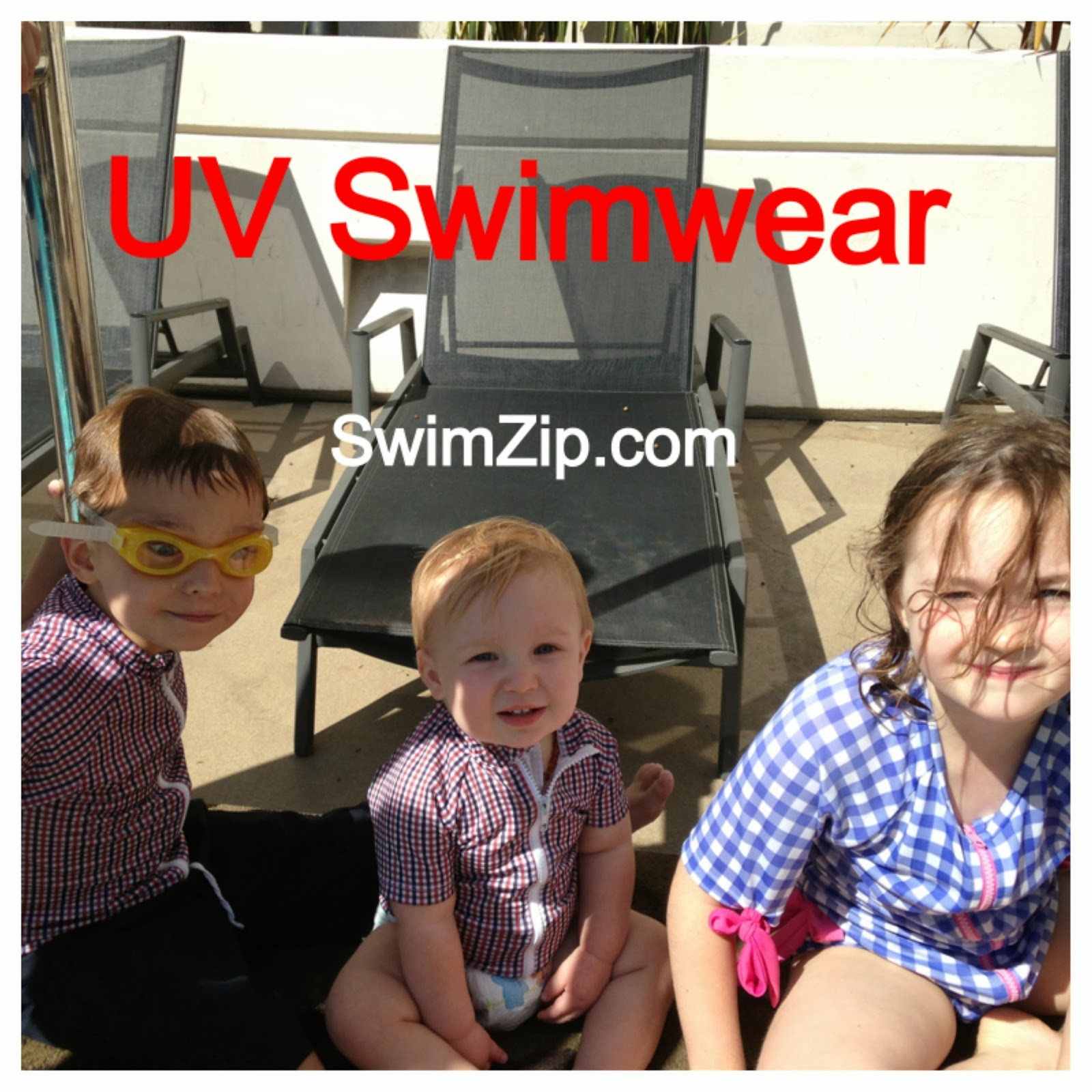 toddler sun protection swimwear